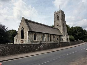 St. John the Baptist Church © Peggy Cannell