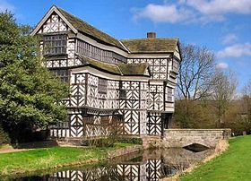 Little Moreton Hall Congleton © Phillippa Brown