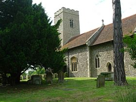 Cookley Church © Christine Wilson