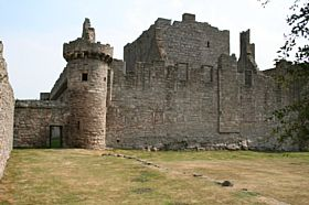 Craigmillar Castle,  Home to Mary Queen of Scots © Ian Dick