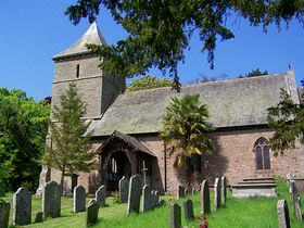 Credenhill Church © Roger Taylor