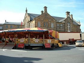 Crewkerne Sept. fair © Ted Wilkins