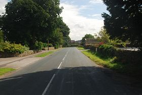 The Road through Darley © Mr Philip Moon ( Hkt,B )