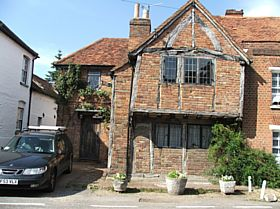 15th Century Cottage, Denham © Howard Phillips