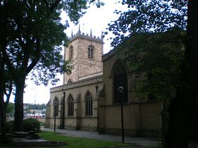 Dewsbury Minster © Philip Cookson