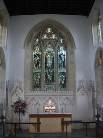 St Mary Magdalene's Church interior © Rod Morris