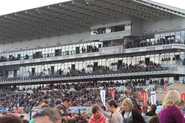 Main Grandstand at Doncaster Race Course