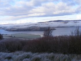 The Dornoch Firth from Struie Hill  Nov08 © Gail Squires