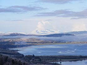 Above the Dornoch Firth Nov08 © Gail Squires