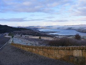 View North West across Dornoch Firth Nov08 © Gail Squires