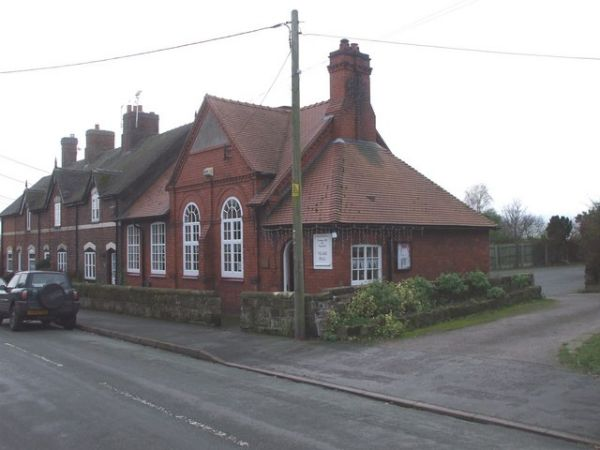 Dunham Hill and Hapsford village hall