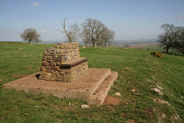 A cairn on Duns Law