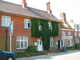 The Village Pub. © Peggy Cannell