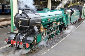 The Romney, Hythe & Dymchurch Light Railway 18-04-2012 (c) Karen Roe via Flickr