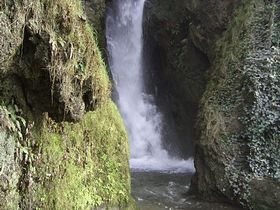 Dyserth Waterfall © Catherine Gordon