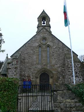 The Parish Church of St Bridget & St Cwyfan, Dyserth