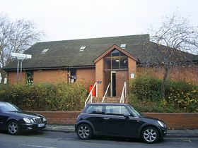 Ecclesfield Library © Michelle Perry Brooker