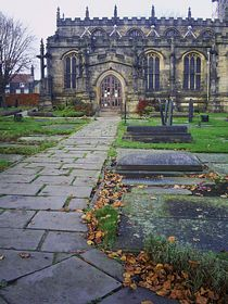 St Mary's Church © Michelle Perry Brooker