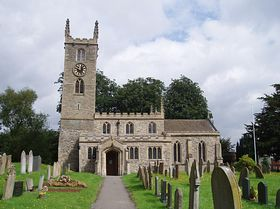 All Saints' Church © Derek Hollis