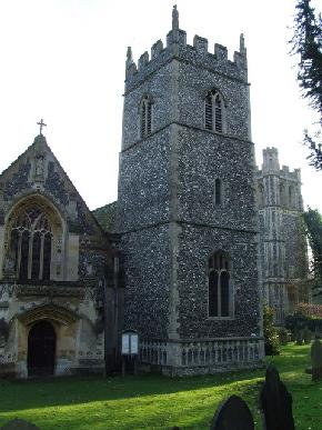 St Andrew and St Patrick Church Elveden