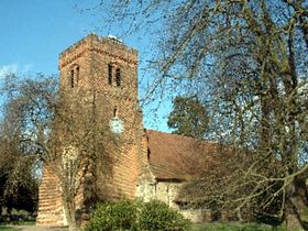 14thc Epping Green church ©Robert Cattaway