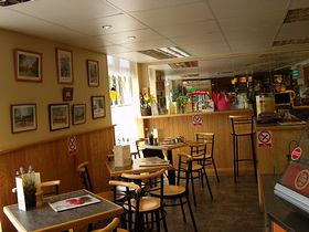 Bakery Cafe, Post Office © Shirley Leedham