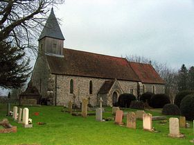 Exton Church © G Timmins