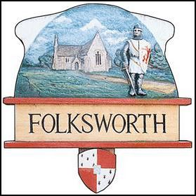 The famous Folksworth sign © James Blair