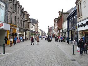 Fort William - High Street © Krysztau