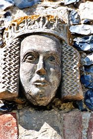 Historic head © David Oakley-Hill