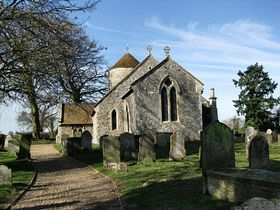 Freethorpe Church © Peggy Cannell