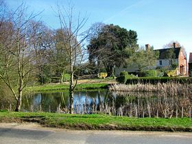 Village Pond in March © Peggy Cannell
