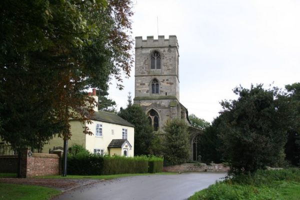 All Saints Church Friskney