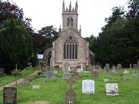 Fulbeck Church © Terry O'Reilly