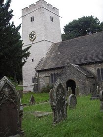 St Catwgs Church © C Hook