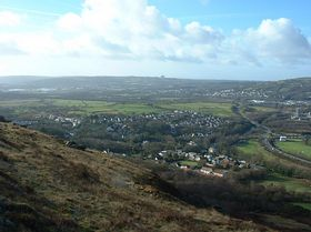 View of Glais