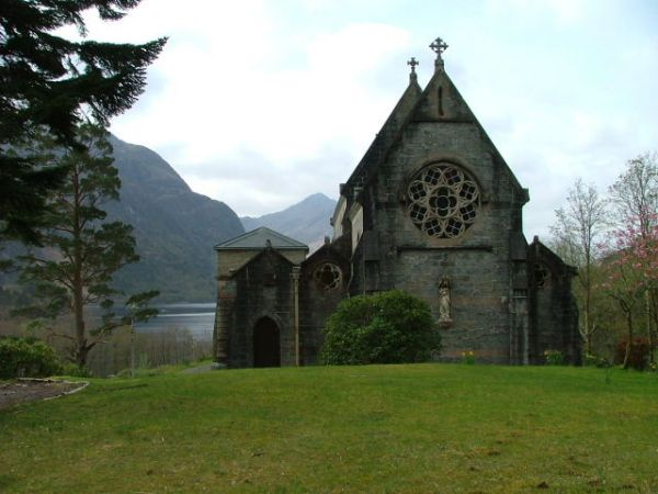 Church of St Mary and St Finnan