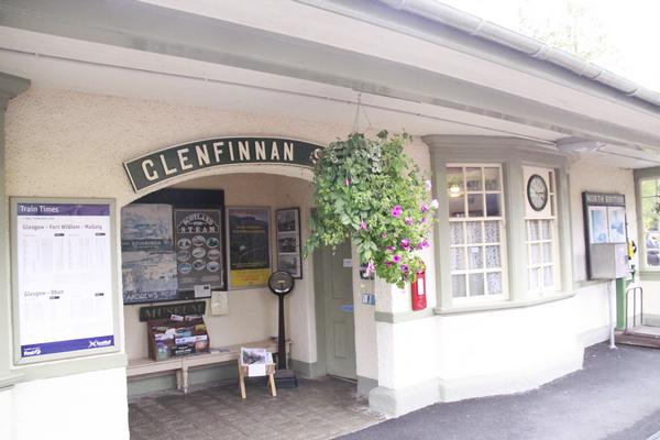 Glenfinnan Railway Station