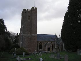St Edward's Parish Church © Rod Morris