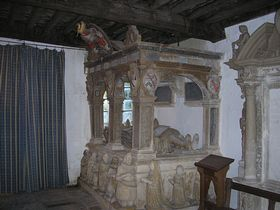 17th Century Tomb © Rod Morris