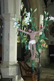 The Lily Crucifixion © Susan Walsh