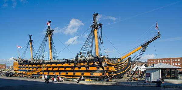 HMS Victory, Nelson