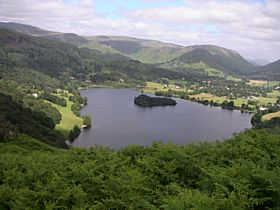 Grasmere from Loughrigg Fell © Mac Mugridge