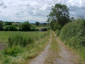 Greasley Countryside © Sarah Seaton M.A.