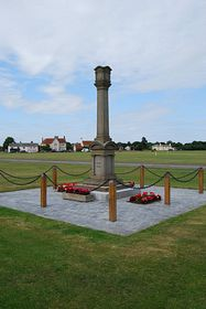 War Memorial © Philip Morgan