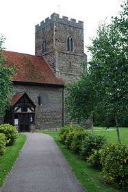 Church of St Mary Virgin © Philip Morgan