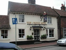 The Cross Keys Great Missenden © Nicholas John Batty