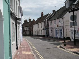 High Street Great Missenden © Nicholas John Batty