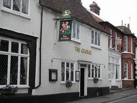 The George Great Missenden © Nicholas John Batty