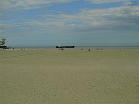 Great Yarmouth Beach © Paula Day